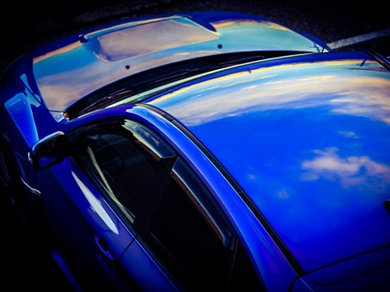 ポリマーコーティング、ガラス撥水加工、車内清掃も