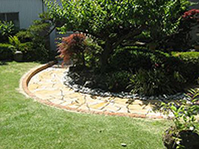 お庭の造園・施工