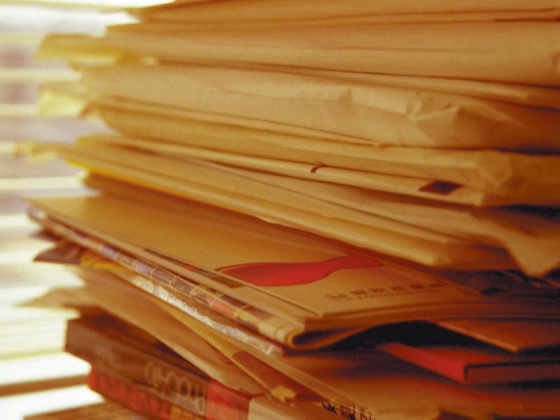 価値ある紙をリサイクル