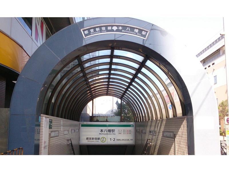 市川市 都営新宿線本八幡駅徒歩8分の眼科 つやま眼科医院