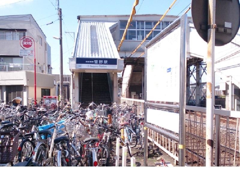 京成線菅野駅徒歩3分 つやま眼科医院