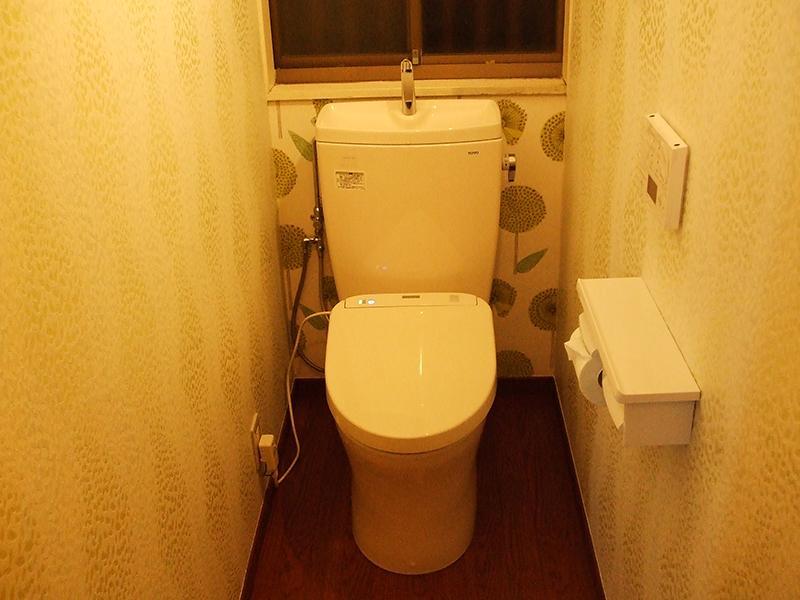 トイレ改修工事(AFTER)