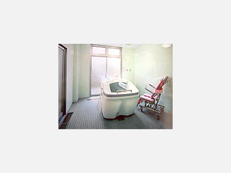 機械補助入浴設備