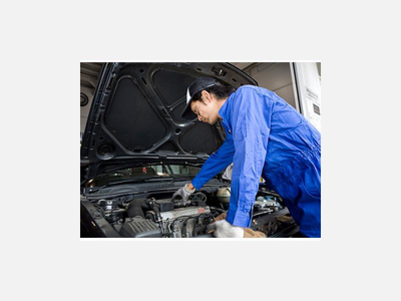 阿賀町の車検なら整備士のいるガソリンスタンドオザサへ!