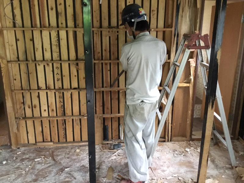 店舗・マンションの内装解体