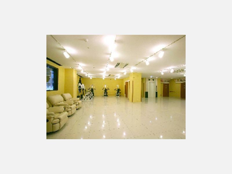 機能訓練室・レクリエーション室等を設置
