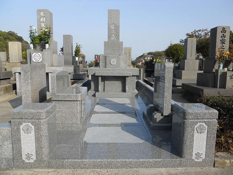 ◆和型墓石