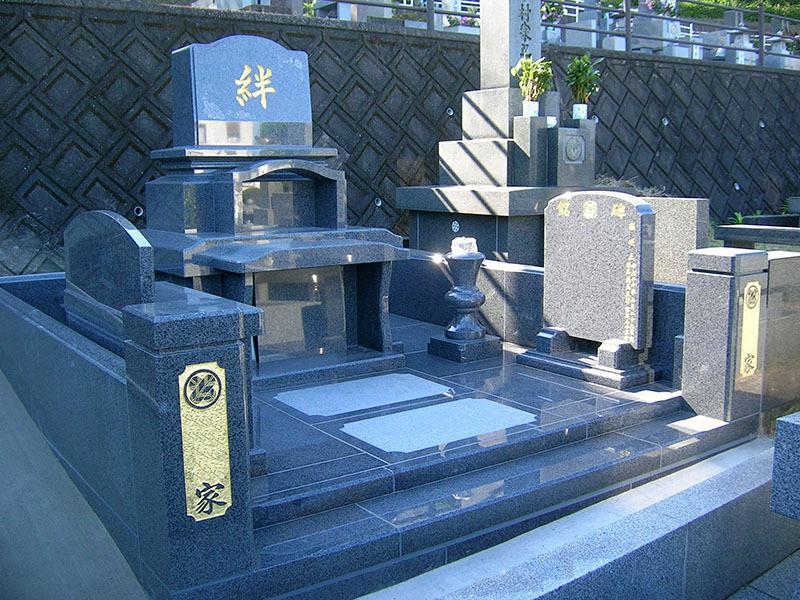 ◆洋型墓石