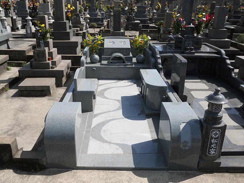 ◆デザイン墓石