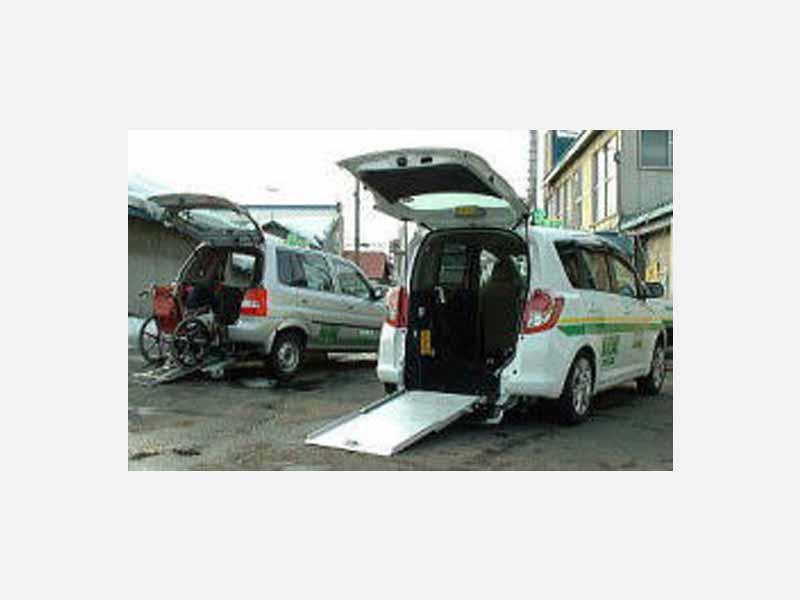 車椅子専用車 スロープタイプ