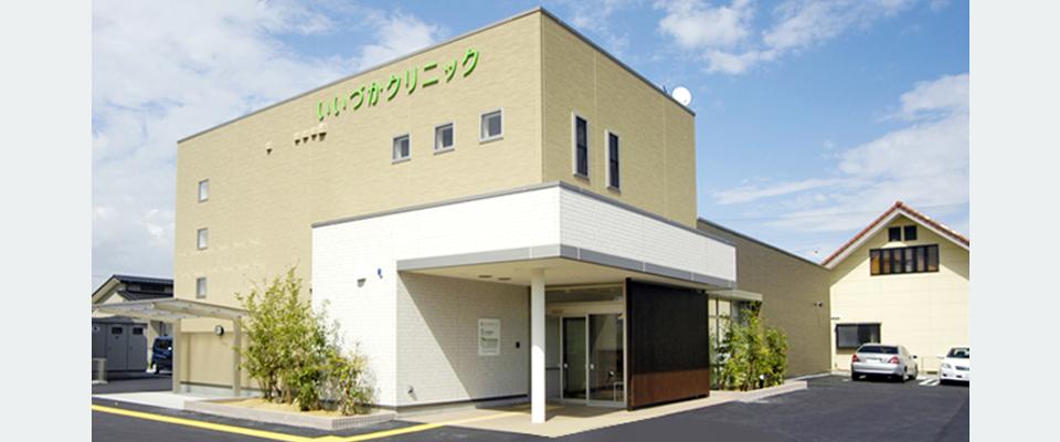 鹿島街道から入ってすぐ、いわき市立小名浜第二小学校