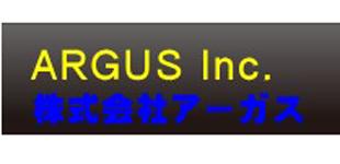 株式会社アーガス本社ロゴ