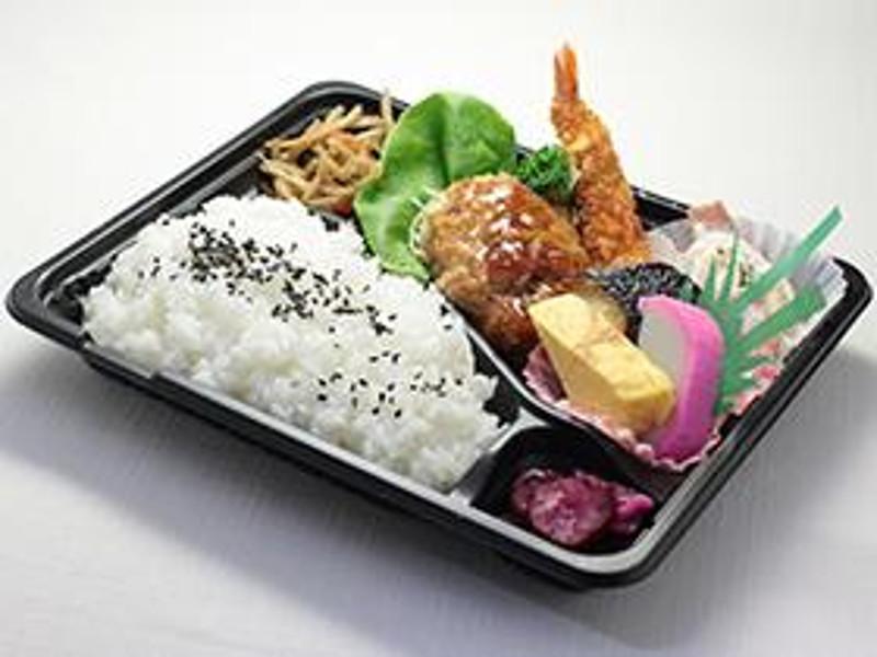 ▲日替り弁当470円(税込)