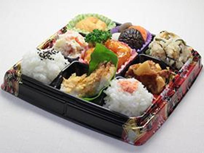 ▲レディース弁当390円(税込)