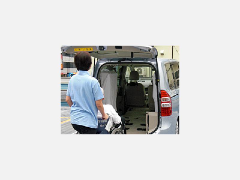 介護タクシー事業