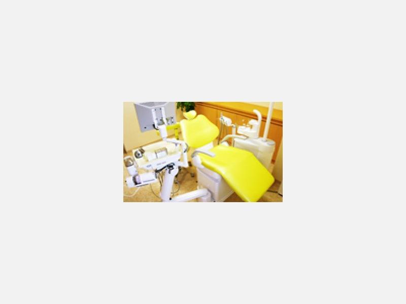 蘇我駅8分 すずき歯科の診療室です。