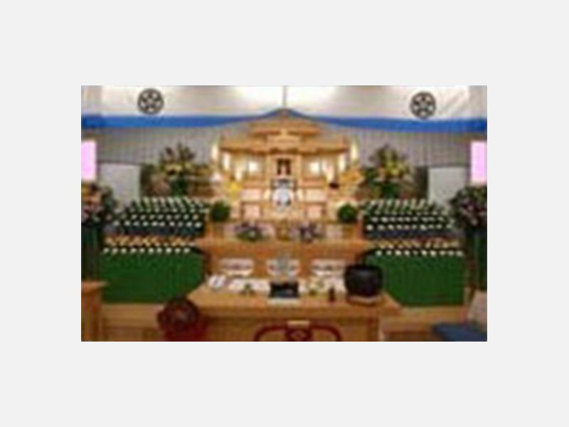 ●西佐川会館(本館葬儀場)
