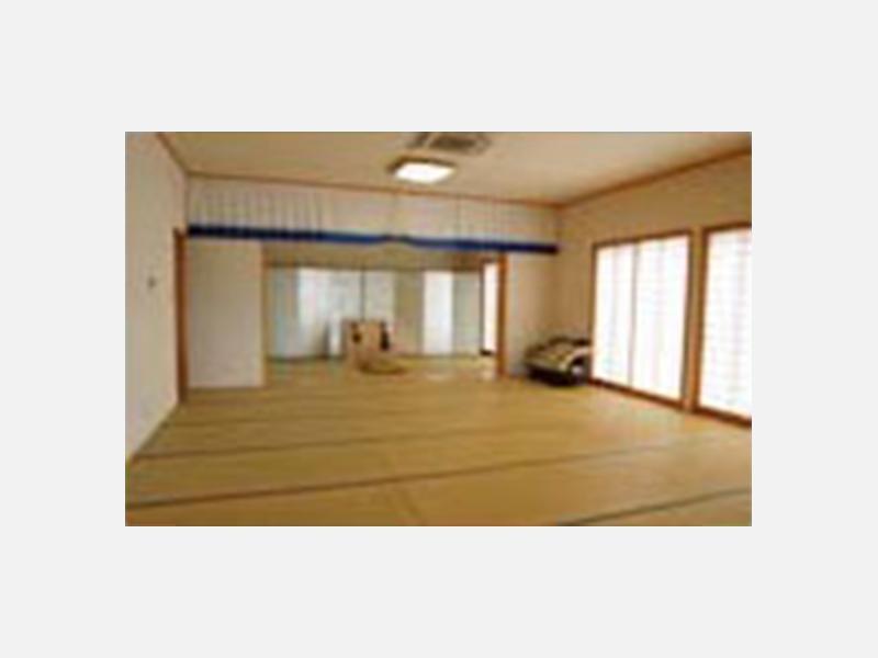 ●西佐川会館別館内部