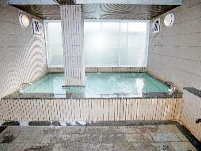 ◆24時間入浴可!「温泉タイプ風呂」