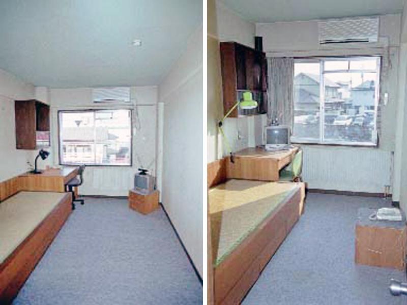 ◆A・Bタイプ部屋