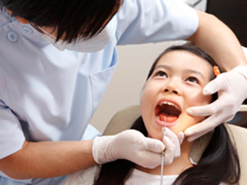 歯の健康診断