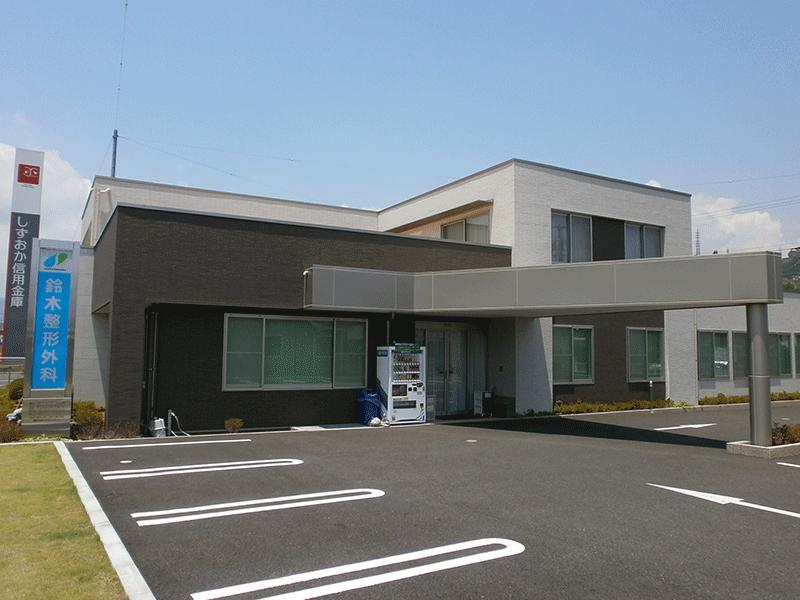 静岡市葵区山崎・駐車場25台