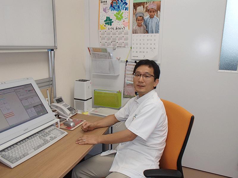 院長 鈴木 健司