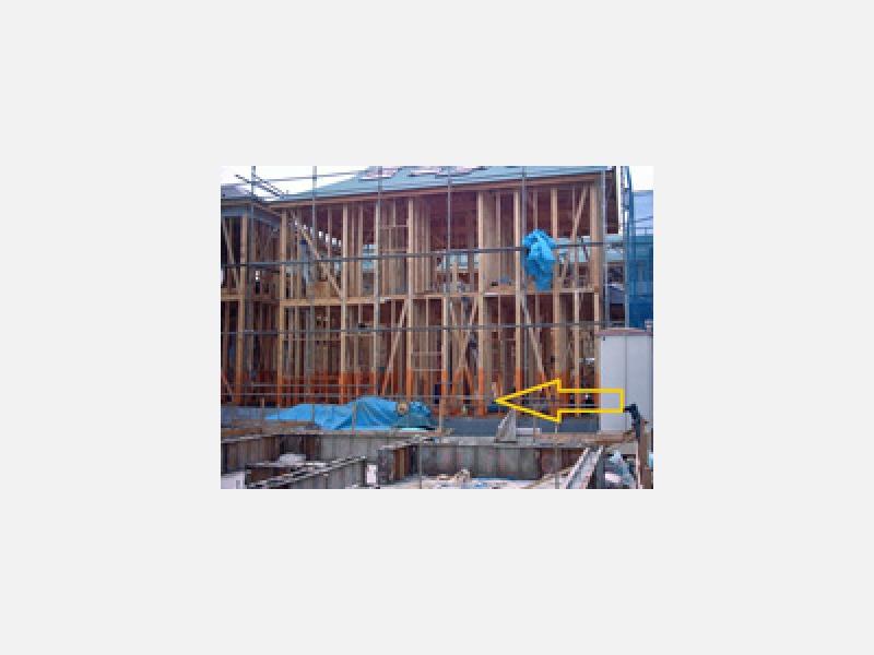 新築時の白蟻予防工事