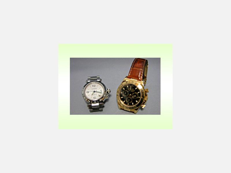 時計:付属品ありで査定アップ