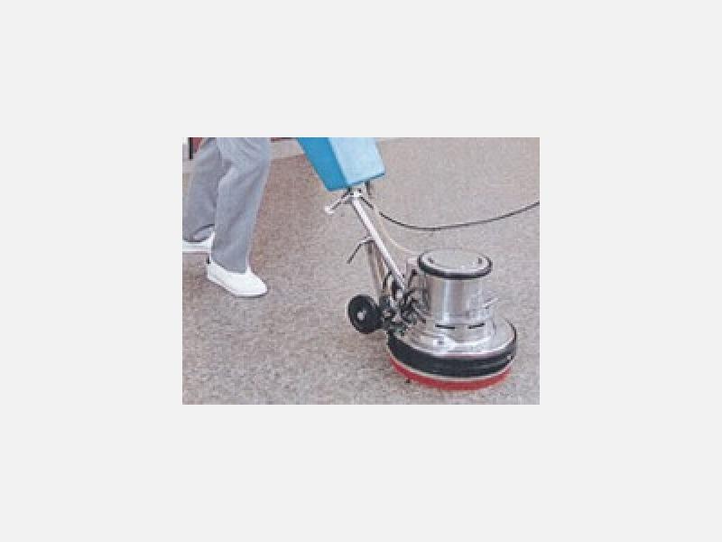 床を美しく守るプロのクリーニング&ワックス