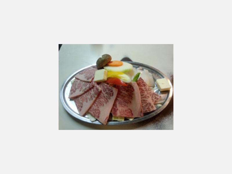 お肉には自信あり!是非一度ご賞味下さい。