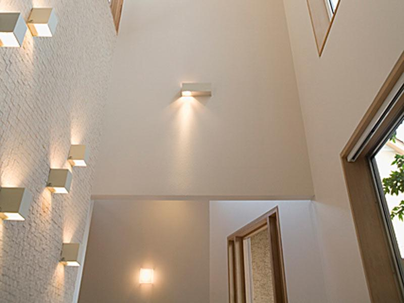 LED照明、防犯灯、屋外灯など各種照明器具の取付、取替