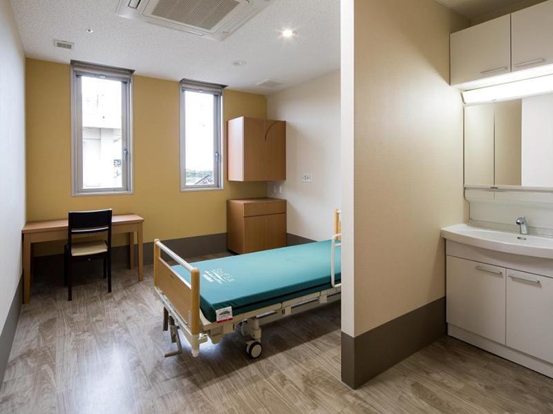 「福井病院」特別室