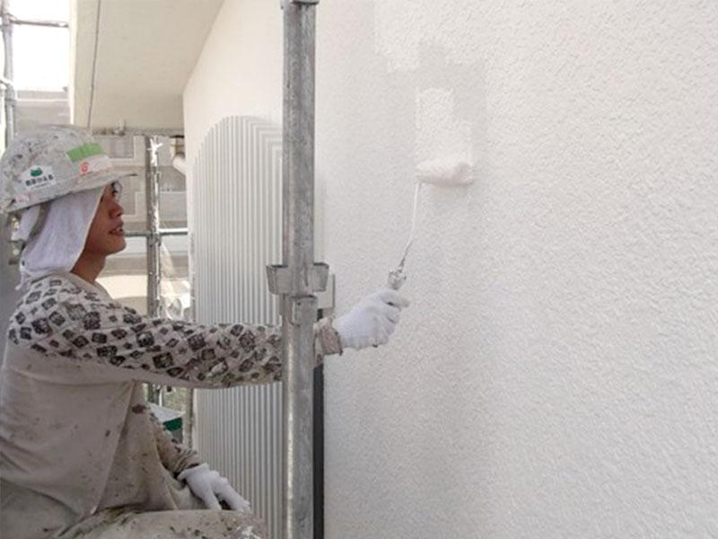 創業より地域密着で塗装業に従事してきた会社です