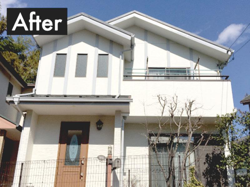 外壁・屋根塗装、防水工事は多摩市の梅津塗工株式会社まで。見積り無料です。