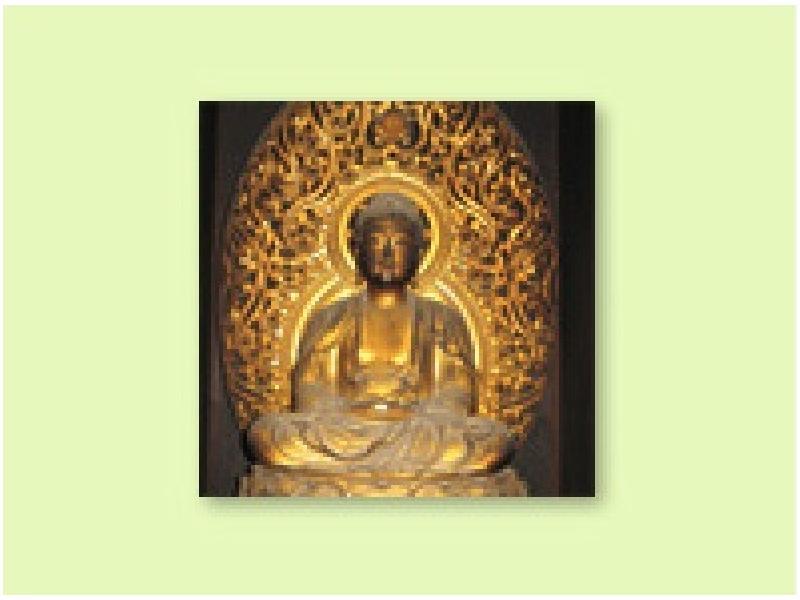 ◆本尊 釈迦如来坐像(1682年)