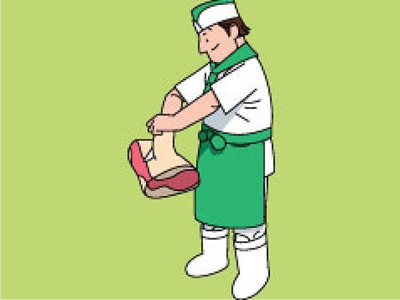 ◆安心・安全で新鮮なお肉をお届けします。