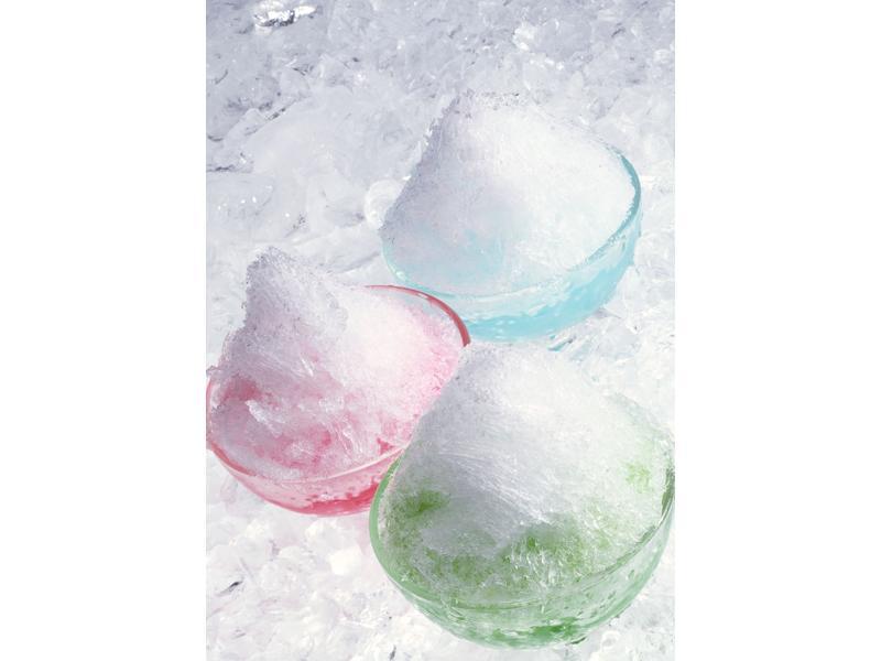 夏はカキ氷してます!
