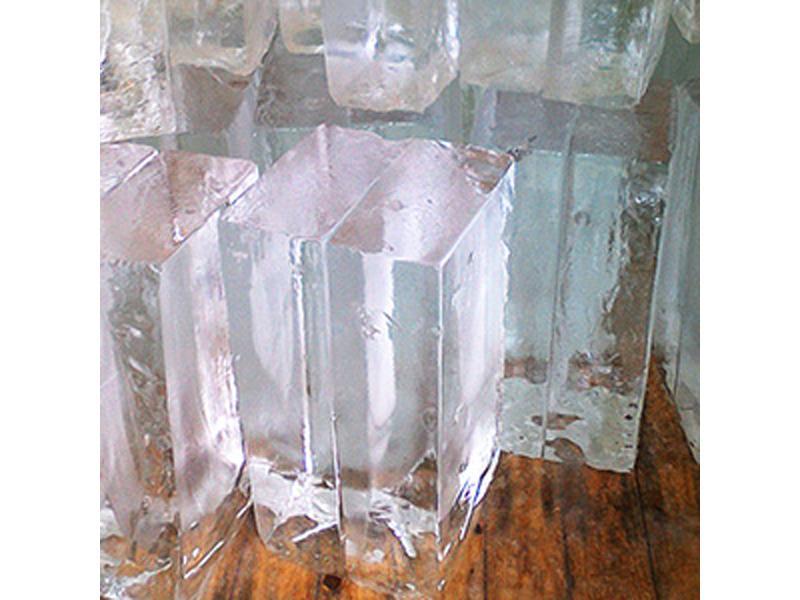 純氷、ブロック氷、カットアイス、かちわり氷など