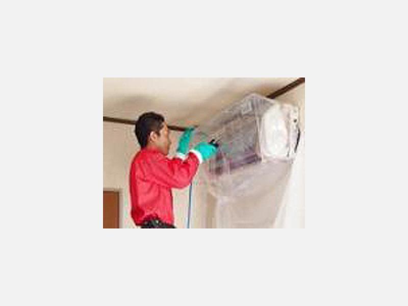 エアコンクリーニング、エアコン取付・移設