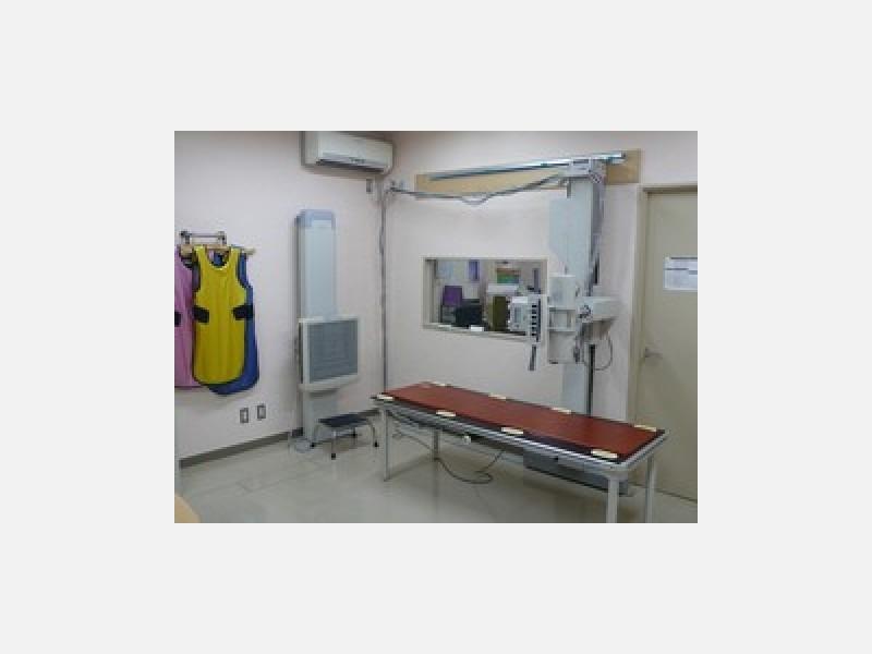 X線一般撮影室