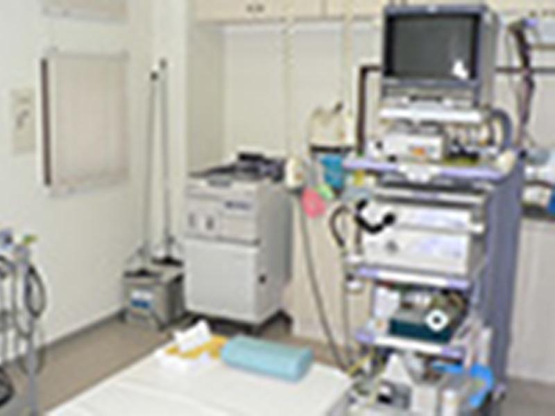 電子内視鏡により胃・大腸検診が可能です