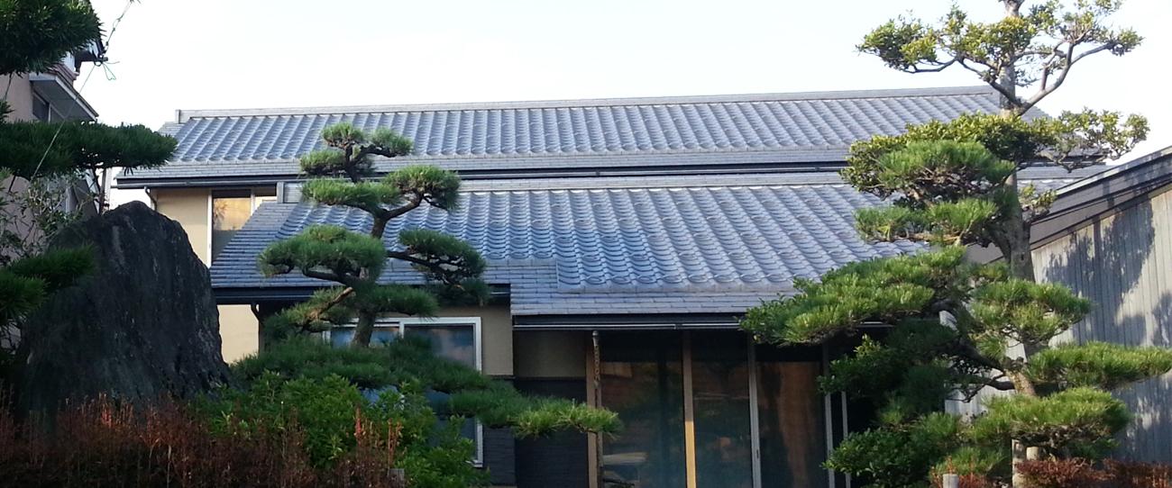 富山の屋根工事・かわら葺き替えは渡辺瓦工事店へ!