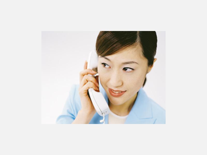 ご来院前に電話を頂けると安心です。