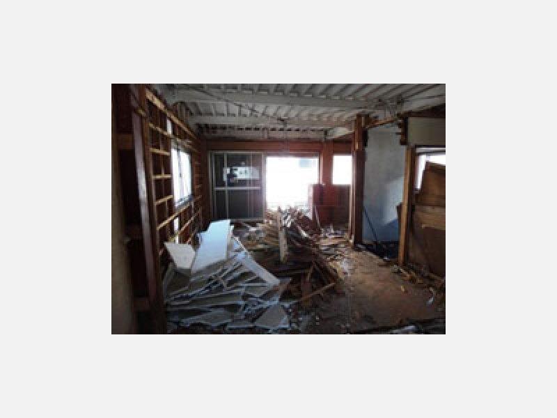建物内取り壊し工事