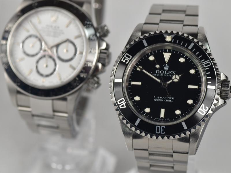 ロレックスをはじめ、高級時計 高価買取致します