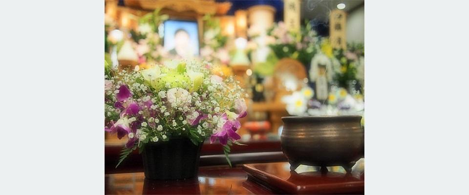 密葬・家族葬、お気軽にご相談下さい。24時間対応