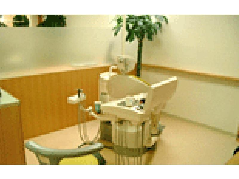 患者様のプライバシーを配慮した診療スペース