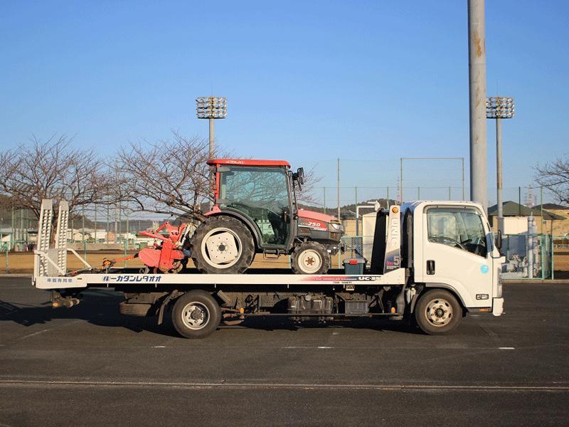 トラクター・コンバインなど農機具買取