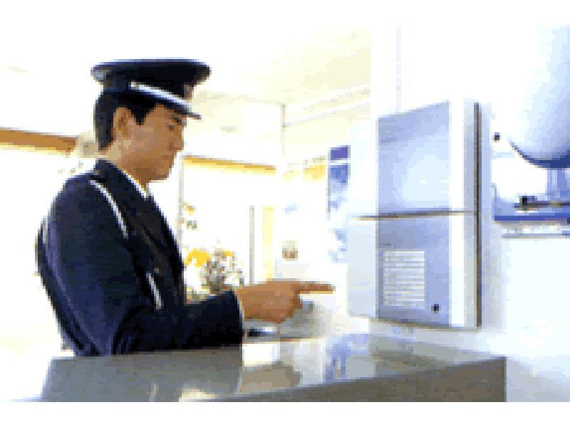 機械警備・セキュリティ